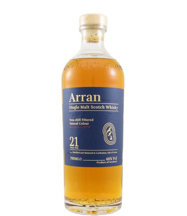 Arran Arran 21-year-old - 2020