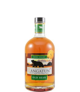 Langatun Old Bear 2010 Cask Proof -  L 0216