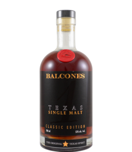 Balcones Texas Single Malt Whisky `1` SM19-2