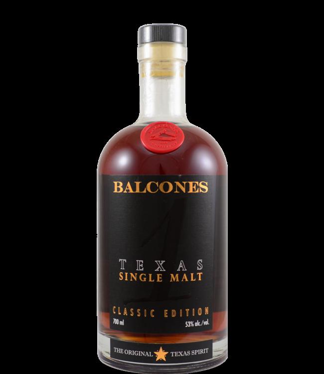Balcones Texas Single Malt Whisky `1` SM19-2