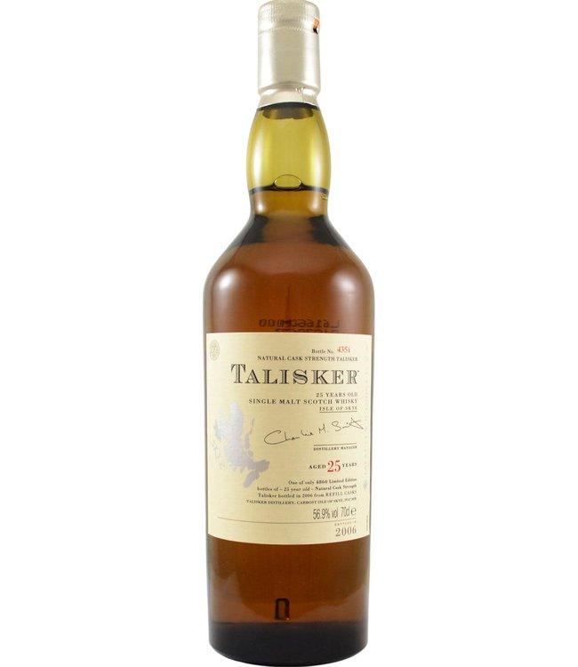 Talisker Talisker 25-year-old 1981-2006