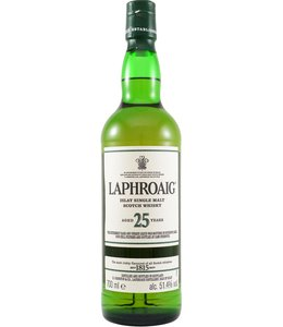 Laphroaig 25-year-old - 2019 edition 51.4%