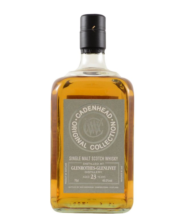 Glenrothes Glenrothes 23-year-old Cadenhead