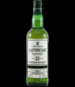Laphroaig 25-year-old - 2020 edition 49.8%