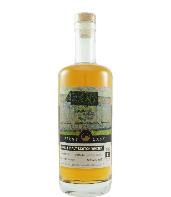 Tomintoul Tomintoul 2010 Whisky Import Nederland