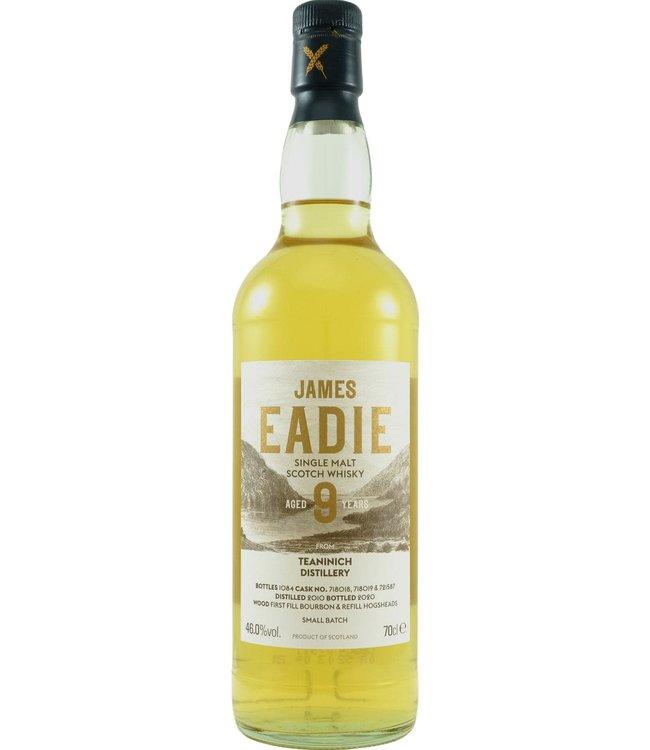 Teaninich Teaninich 2010 James Eadie