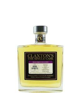 Caol Ila 2008 Claxton's