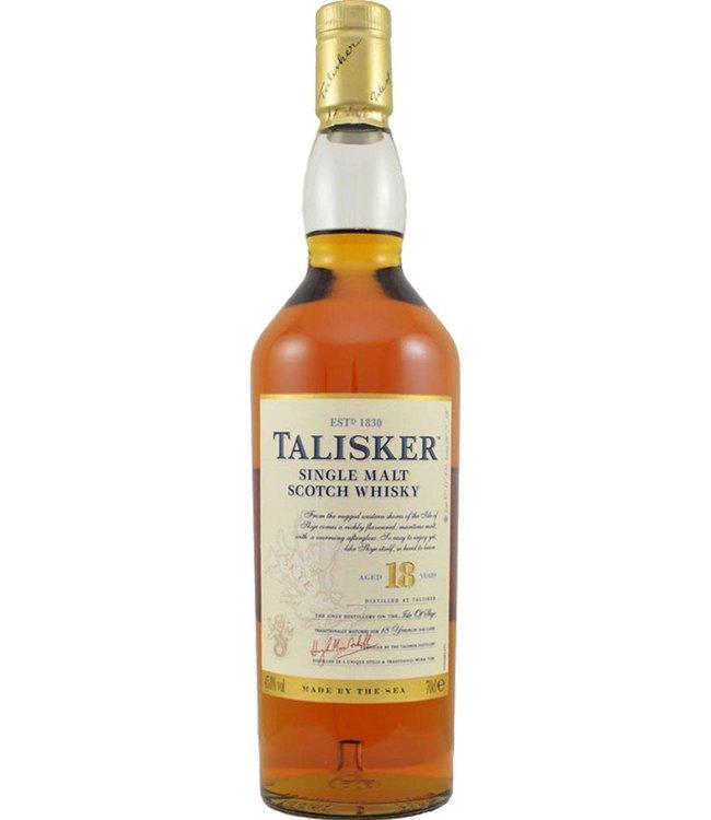 Talisker Talisker 18-year-old