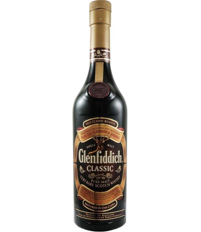 Glenfiddich Glenfiddich Classic Pure Malt