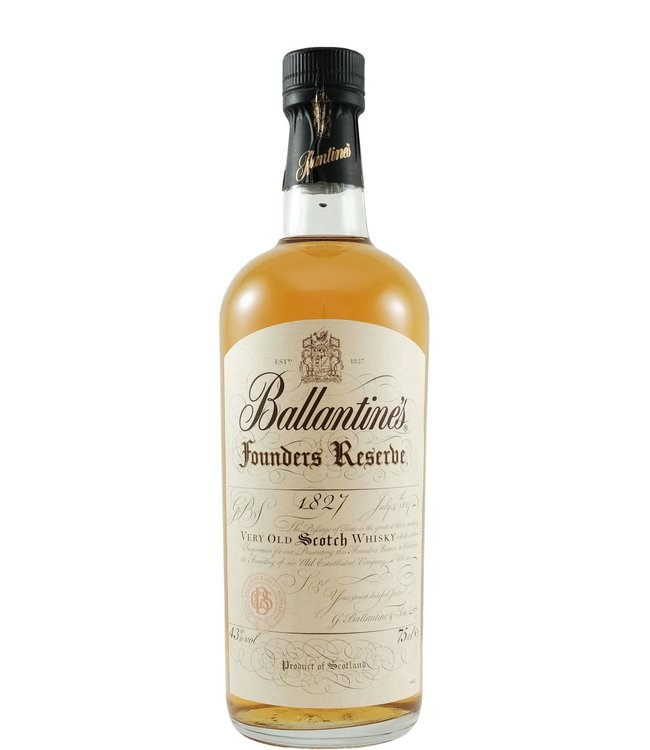 Ballantine's Ballantine's Founders Reserve 1827 George Ballantine & Son