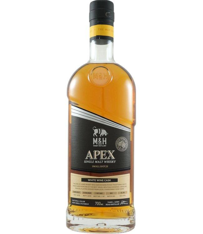 Milk & Honey Whisky Distillery Milk &Honey 2017 APEX - White Wine Cask