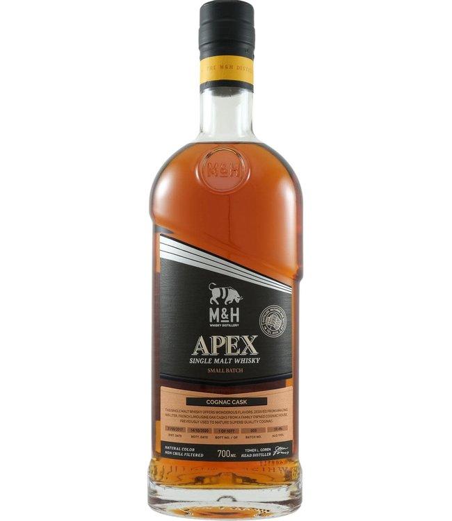 Milk & Honey Whisky Distillery Milk & Honey 2017 APEX - Cognac Cask