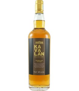 Kavalan Bourbon Oak Matured