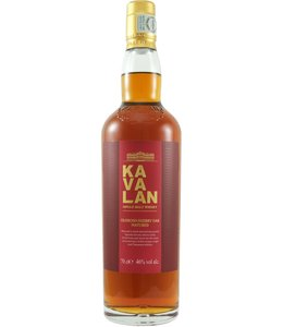 Kavalan Oloroso Sherry Oak Matured