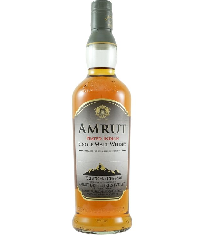 Amrut Amrut Peated Indian - Batch 90