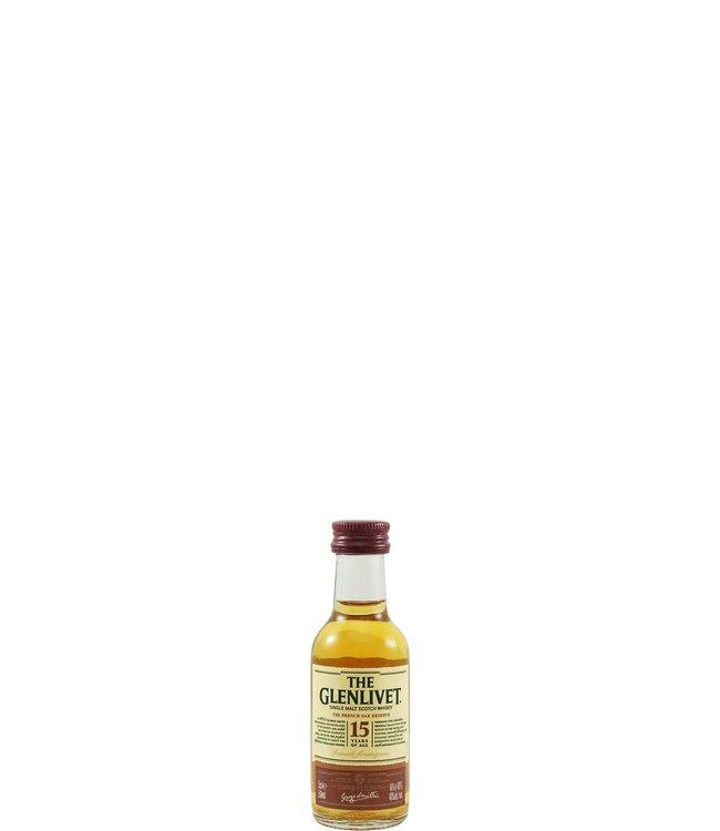 Glenlivet Glenlivet 15-year-old - 50 ml