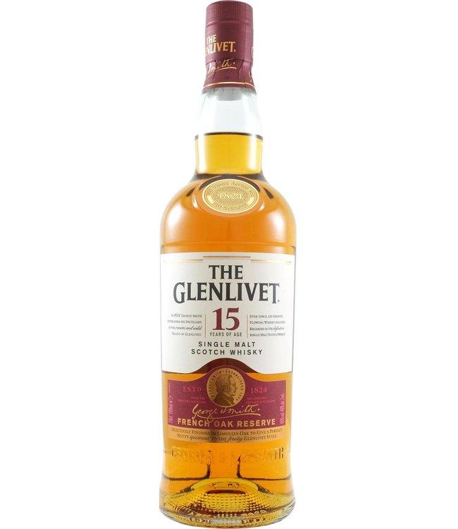 Glenlivet Glenlivet 15-year-old French Oak - 2020