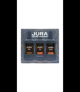 Isle of Jura - Miniature set 3x5 cl