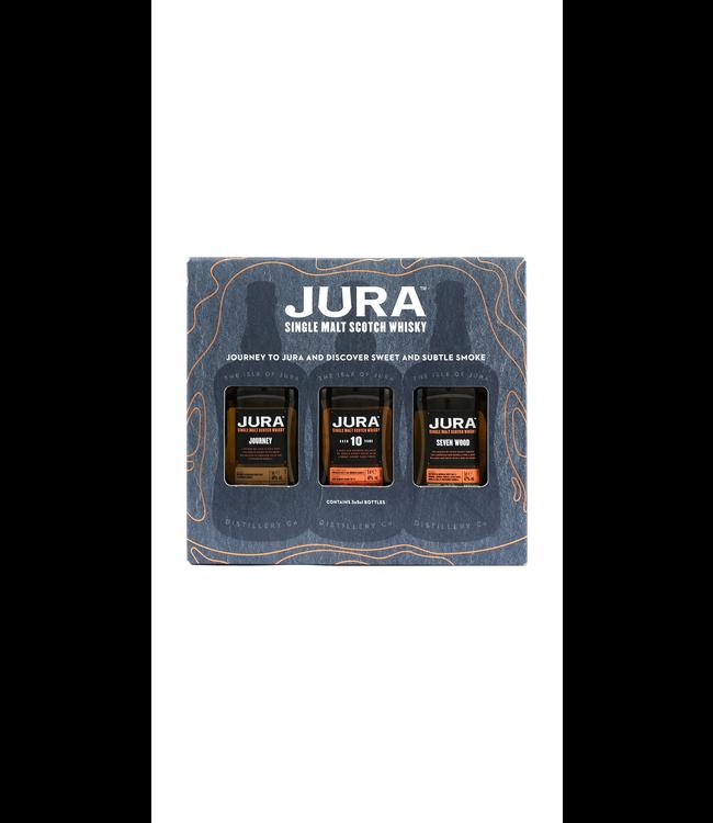 Isle of Jura Isle of Jura - Miniature set 3x5 cl