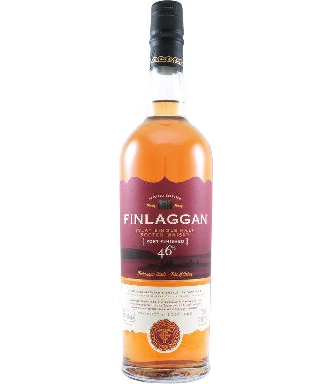 Finlaggan Finlaggan Port Finish The Vintage Malt Whisky Co Ltd.