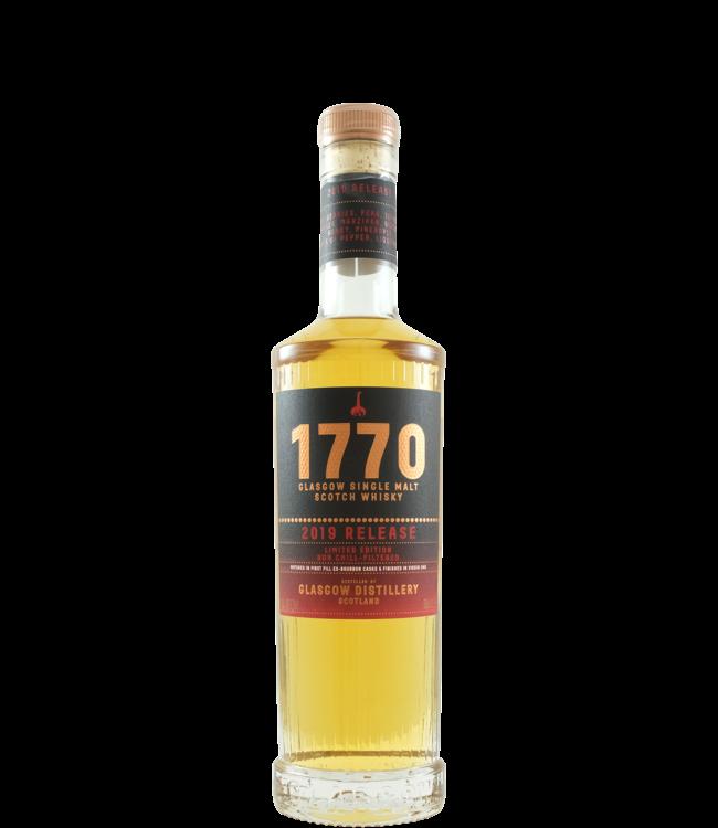 1770 Glasgow 1770 Glasgow Single Malt 2019 2nd release