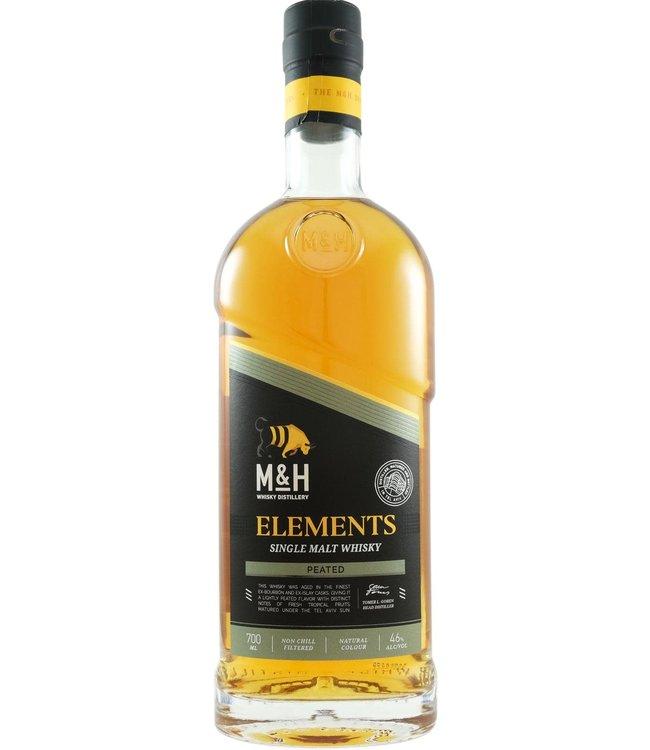 Milk & Honey Whisky Distillery Milk & Honey Elements - Peated 2020