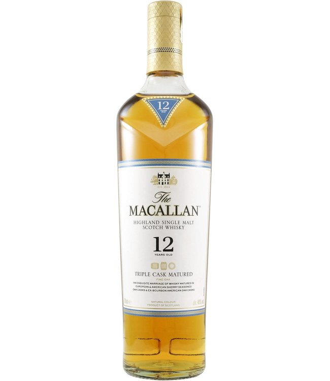 Macallan Macallan 12-year-old Triple Cask Matured