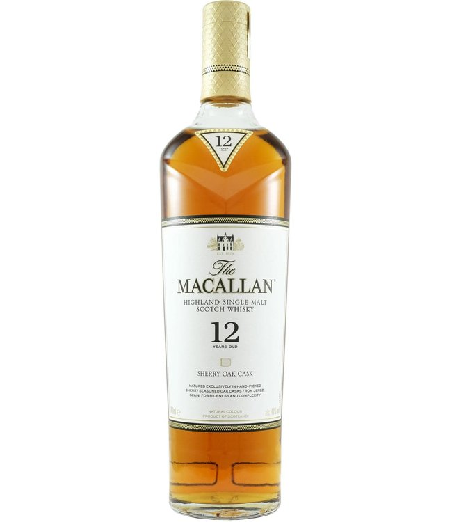 Macallan Macallan 12-year-old Sherry Oak