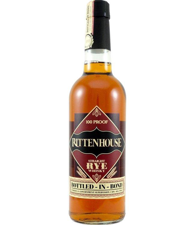 Rittenhouse Rittenhouse Straight Rye Whiskey 100 Proof