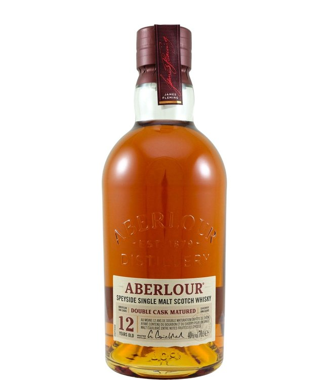 Aberlour Aberlour 12-year-old - Double Cask Matured