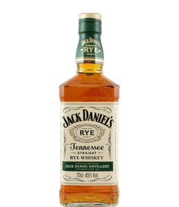 Jack Daniel's Tennessee Straight Rye