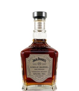 Jack Daniel's Single Barrel - 100 Proof - 18-4680