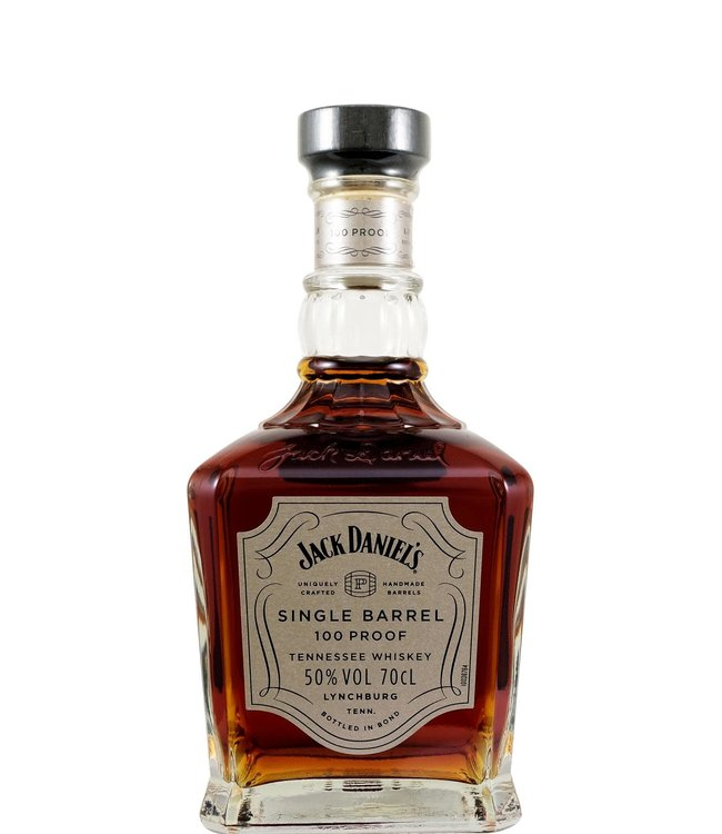 Jack Daniel's Jack Daniel's Single Barrel - 100 Proof - 18-4680