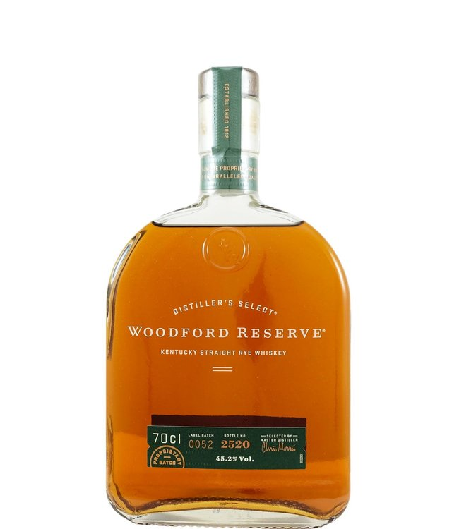 Woodford Reserve Woodford Reserve - Straight Rye