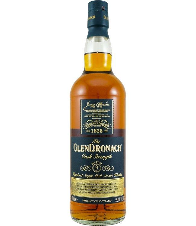 Glendronach Glendronach Cask Strength - Batch 9