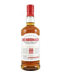 Benromach 2009 - Cask Strength Batch 4