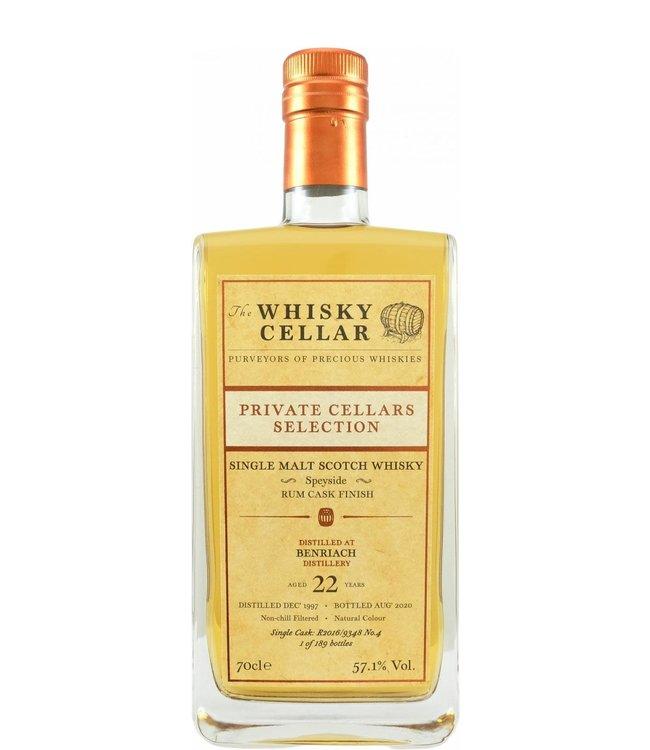 Benriach BenRiach 1997 The Whisky Cellar