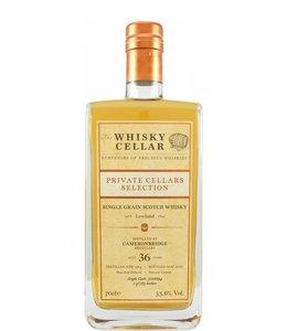 Cameronbridge 1984 The Whisky Cellar