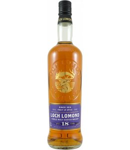 Loch Lomond 18-year-old - Fruit and Spice