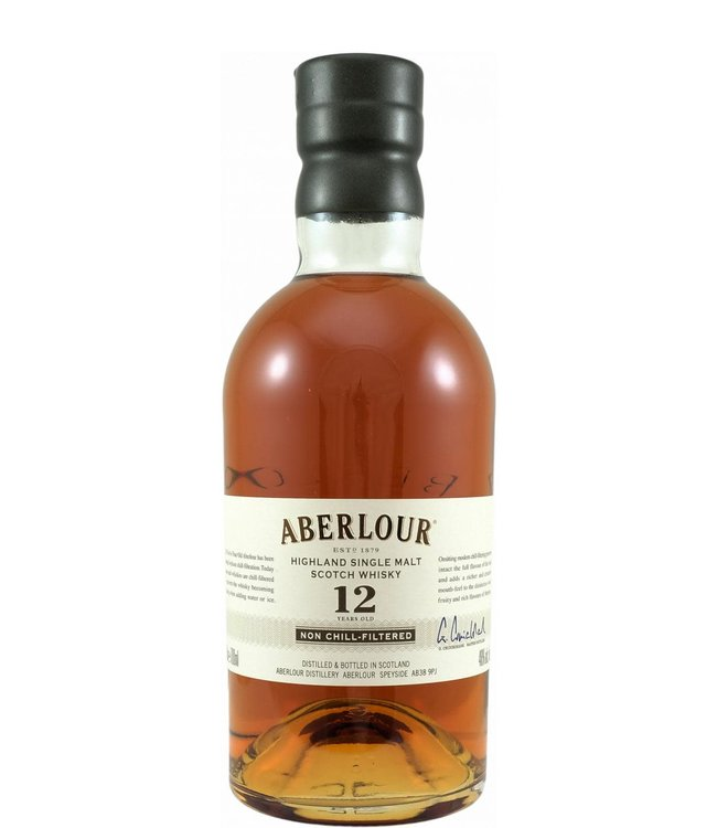Aberlour Aberlour 12-year-old - Non Chill-filtered