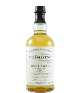 Balvenie 12-year-old - Single Barrel  11005