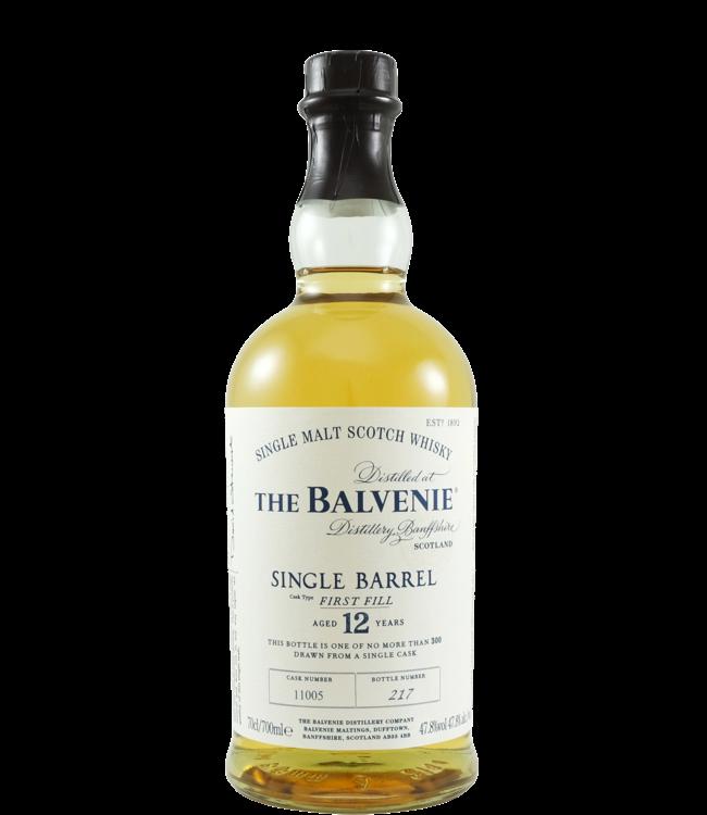Balvenie Balvenie 12-year-old - Single Barrel  11005