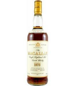 Macallan 1976  18-year-old bottled 1994