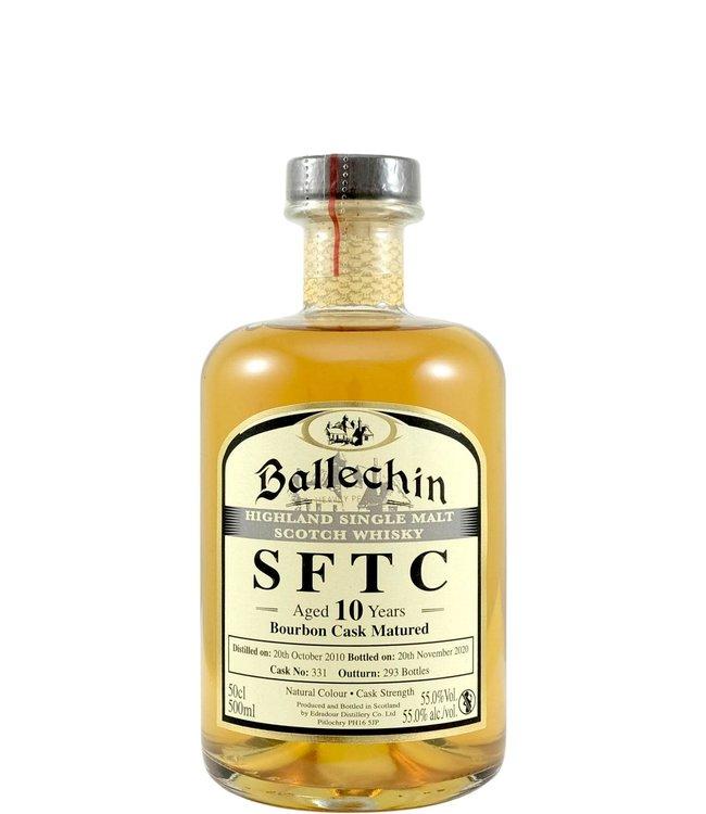 Ballechin Ballechin 2010