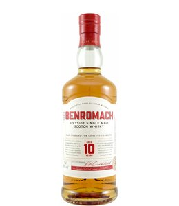 Benromach 10-year-old - 2020 design