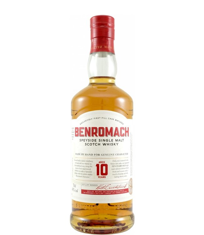 Benromach Benromach 10-year-old - 2020 design