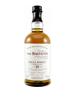 Balvenie 15-year-old - Single Barrel 16228