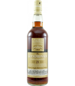 Glendronach 21-year-old Parliament bottled 2011