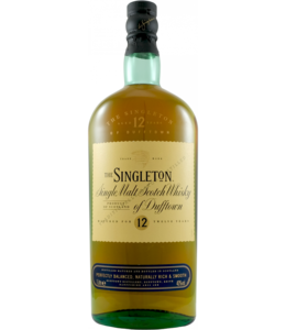 The Singleton of Dufftown 12-year-old - Old - 1000 ml