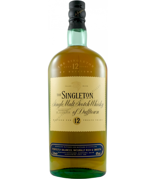 The Singleton of Dufftown The Singleton of Dufftown 12-year-old - Old - 1000 ml